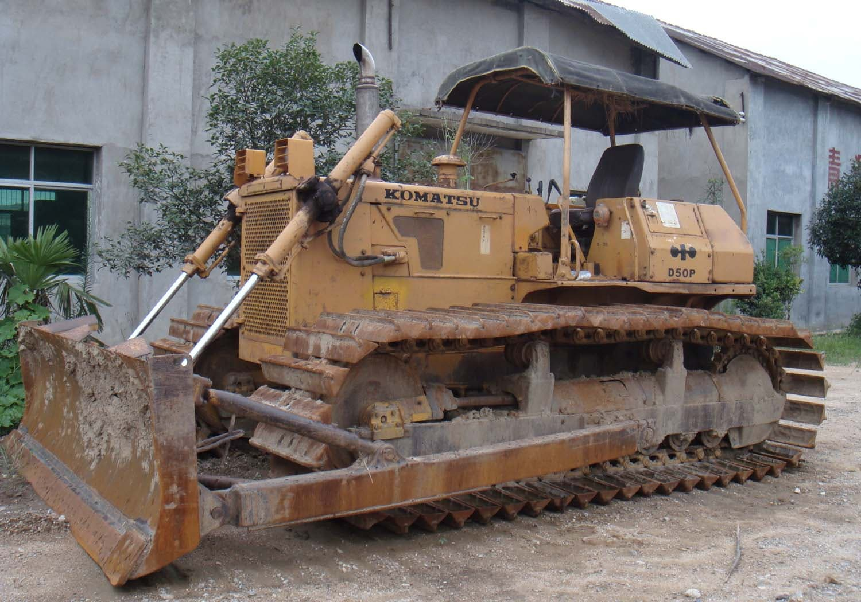 used komatsu bulldozer D50-17 | tradekorea
