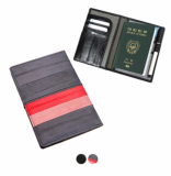 TKSJC104_Eel skin Passport Case