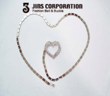 jbelt-08476 fashion chain belt