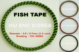 High Quality special plastic Fish Tapes