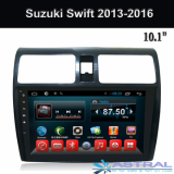 Double Din Gps Suzuki Android Car Radio Bluetooth Swift 2016