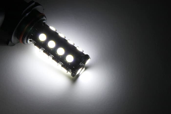 9006 TYPE_ LED FOG LAMP