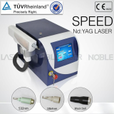 Laser tattoo remove machine
