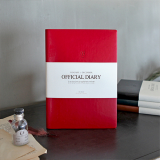 THE BASIC Offical Diary ver2