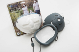 Facial recognition mask for children