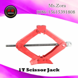 Hydraulic professional mini scissor car jack