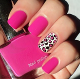 Nail Art Sticker Flower Style