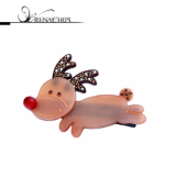 Christmas -x-mas- Rudolf S hair clamp -clip-