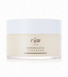 _RAW_ PURIFYING  CLAY O2 CLEANSER