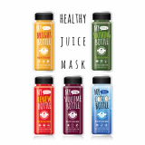 TAKE OUT SPA  Healthe Juice Mask