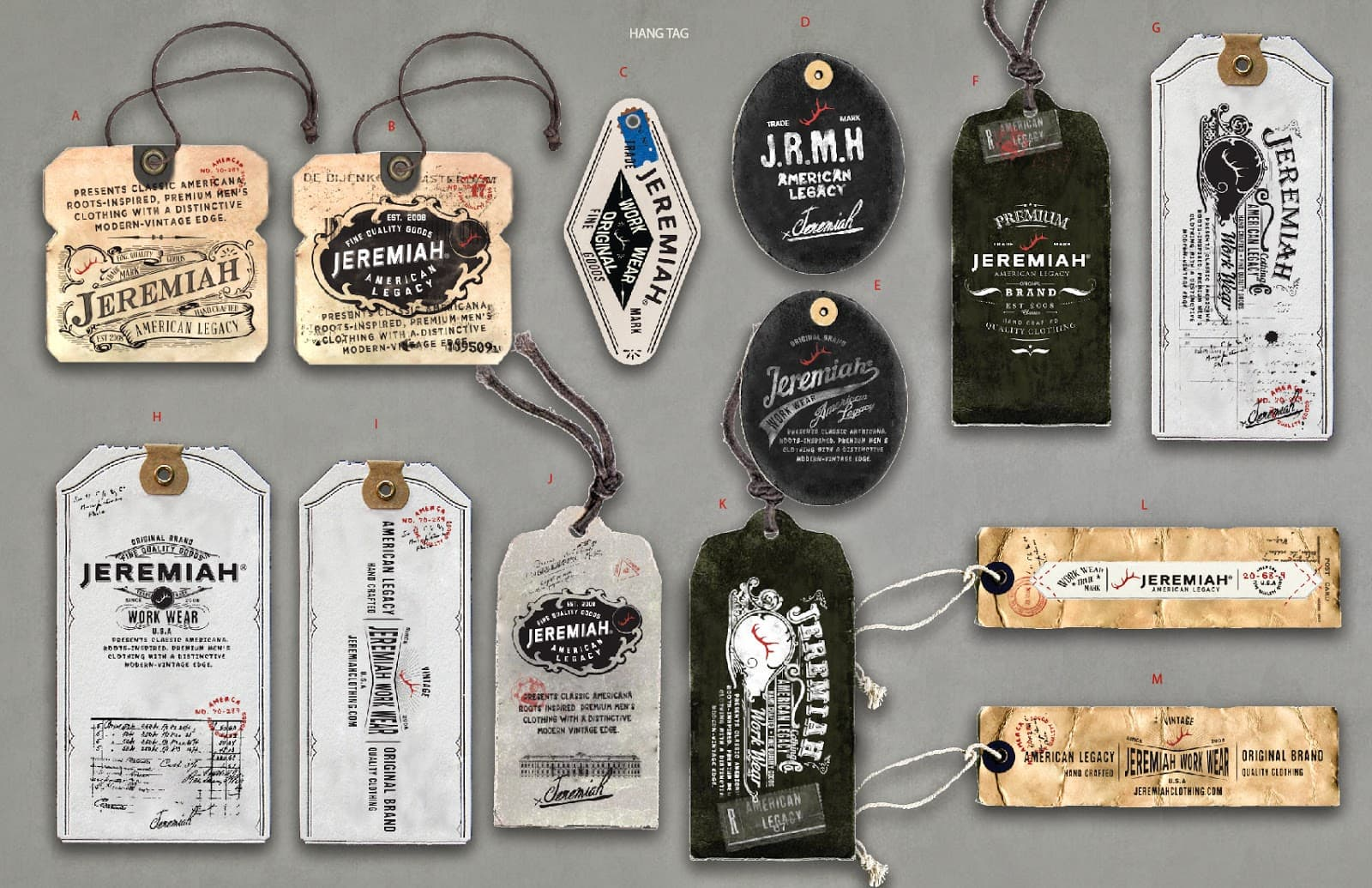 Hang Tag from J media Tag B2B marketplace portal & South Korea ...