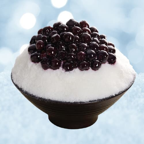 Snow Ice flake Bingsu macine Sulbing ice maker Small