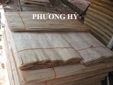 Plywood veneer from Vietnam factory