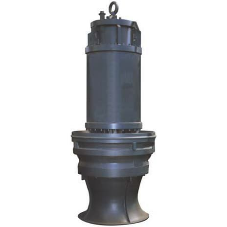 Submersible Mixed Flow pump