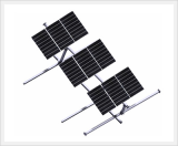 Rooftop Solar Tracker (1 Axis Tracking System)