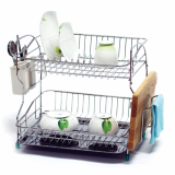 Shark 2 tier Dish Rack