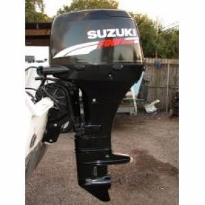 Image gallery suzuki 50 outboard for Suzuki 2 5 hp 4 stroke outboard motor