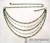 jbelt-08097 fashion chain belt