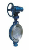 JIS Hard Sealing Butterfly Valve
