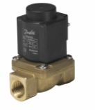 Danfoss EVSIS-032U3694 Servo-operated 2/2-way solenoid valves for steam