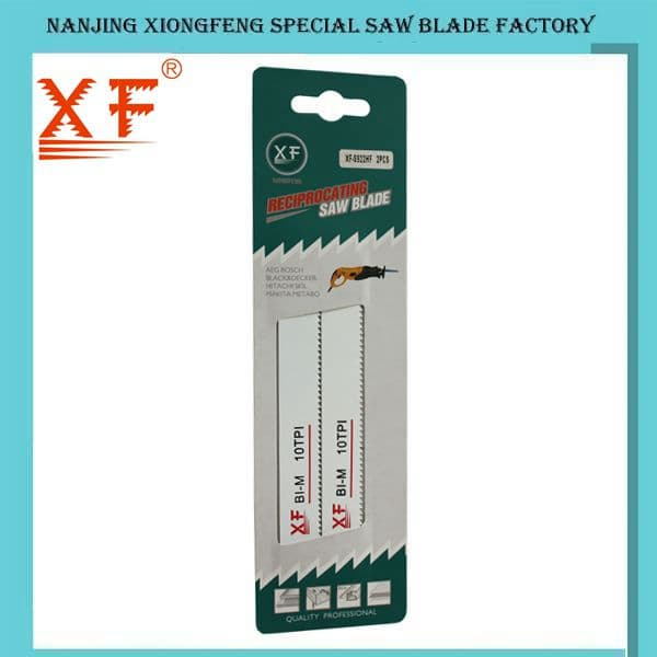 Bi Metal Reciprocating Saw Blade Special for Pallet Repair