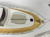 SUNSEEKER 60 WOODEN SPORT BOAT MODEL