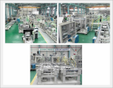Nu & Gamma Engine Internal Assembly Line Turnkey (China)