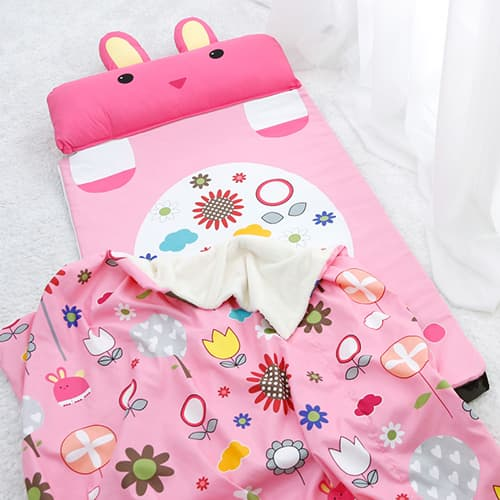 Preschool Daycare Toddler Nap Mat Slumber Bag Tradekorea
