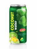 Coconut Water With Pineapple Floavour Aluminium Can