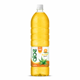 1,5L Bottle Aloe Vera Drink Premium Orange flavor
