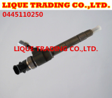 BOSCH CR injector  0445110250 fo