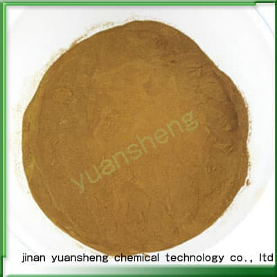 Naphthalene based superplasticizer with high