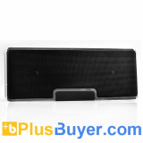 Sounder - Wireless Bluetooth Speaker Pair (2x3 Watt, AUX In & Out, USB Charging)