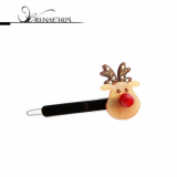 Christmas -x-mas- Rudolf point hairpin