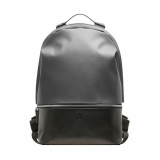 Leather or form material backpack customizable multi_color