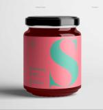 Strawberry honey jam 200g_No synthetic additives_No sugar