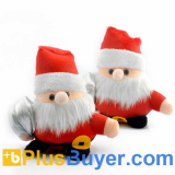 Christmas Santa Claus Speaker Pair - 3W