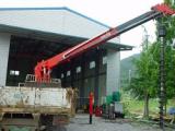 Auger (Drill) Crane Truck