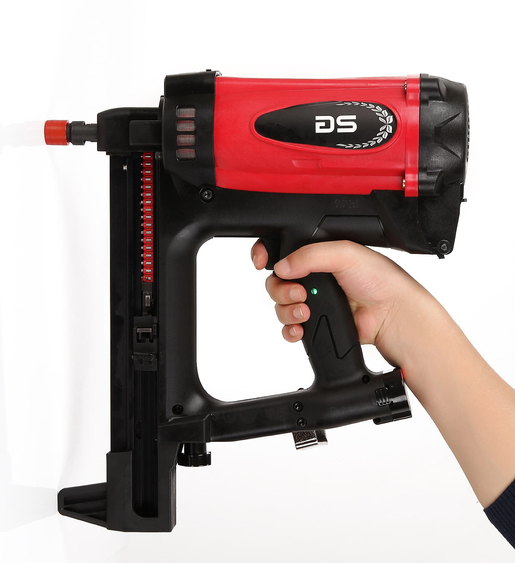 Gas Powered Cordless Concrete Nail Gun Tradekorea