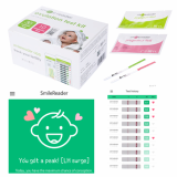 CE FDA Smilelab Ovulation Pregnancy Tests Kit with APP