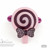 Rollypop ponytail holder