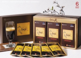 Patented Health food, Fermented Red ginseng, Highest saponin contents, Natural fermentation