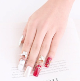 NAIL RING -BUTTERFLY-
