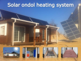 SOLAR ONDOL HEATING HOUSE