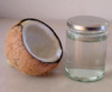 Extra Virgin Coconut Oil in Jar