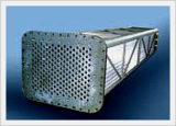 Plate Fin Tube Type Heat Exchanger