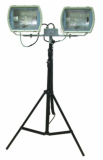 Portable lifting work light (770B)