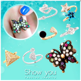 FreeSize Fashion rings