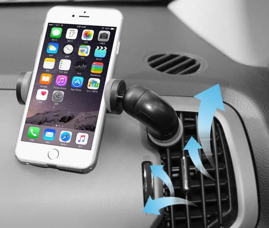Swan Air_vent smartphone holder_3