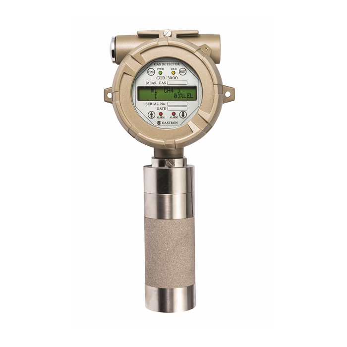Gastron Infrared Gas Detector GIR_3000